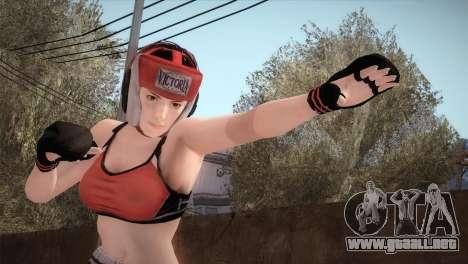 Mila Box para GTA San Andreas