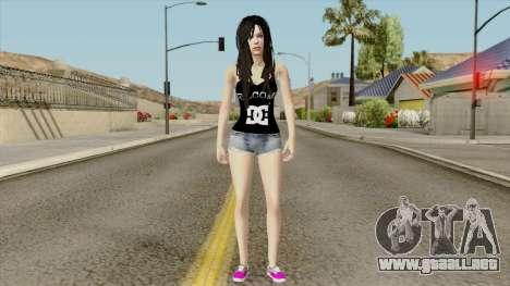 New Seller para GTA San Andreas segunda pantalla