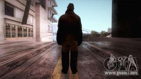 Order Soldier4 from Silent Hill para GTA San Andreas tercera pantalla