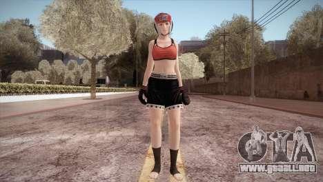 Mila Box para GTA San Andreas segunda pantalla