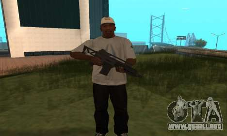 GTA 5 Special Carbine para GTA San Andreas tercera pantalla