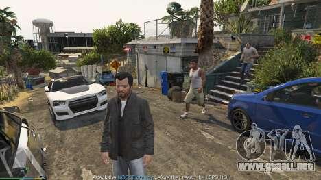 GTA 5 Story Mode Heists [.NET] 0.1.4