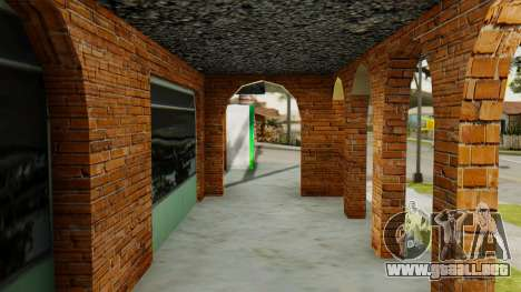 New Bar para GTA San Andreas tercera pantalla
