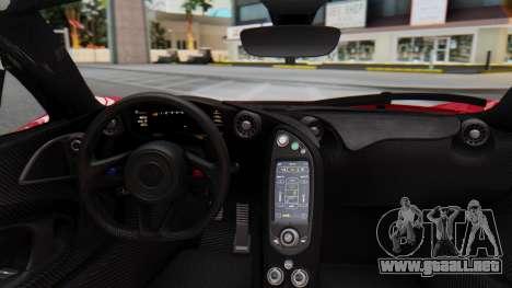 Progen T20 para GTA San Andreas vista posterior izquierda
