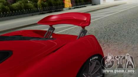 Progen T20 para la visión correcta GTA San Andreas