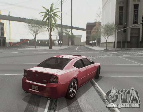 Herp ENB v1.6 para GTA San Andreas segunda pantalla