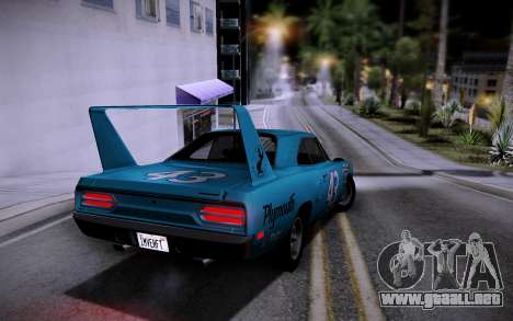 Graphics Mod for Medium PC v3 para GTA San Andreas tercera pantalla