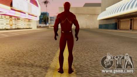 The Flash More Red para GTA San Andreas tercera pantalla