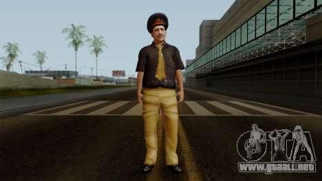 Pakistani Police para GTA San Andreas segunda pantalla