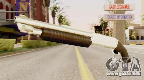 Sangrar original en la acción de la bomba escope para GTA San Andreas