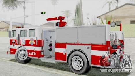 MTL SAFD Firetruck Flat Shadow para GTA San Andreas left