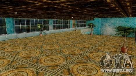 Wang Coches Showroom para GTA San Andreas sucesivamente de pantalla