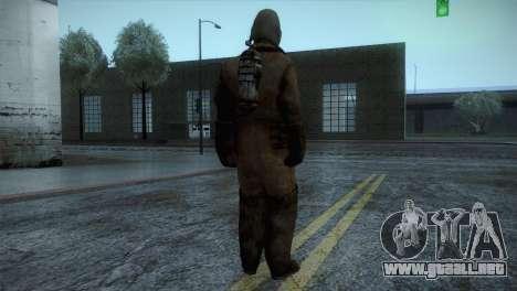 Order Soldier2 from Silent Hill para GTA San Andreas tercera pantalla