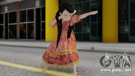 Cereza Bayonetta (child) para GTA San Andreas