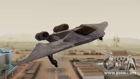 KR-61-Lan v1.0 HQ A.D.O.M para la visión correcta GTA San Andreas