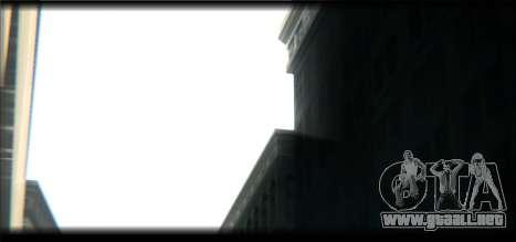 Jungles ENB v 2.5 para GTA San Andreas sucesivamente de pantalla