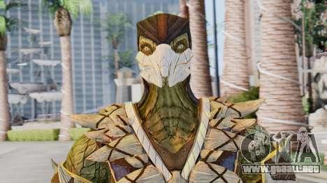 [MKX] Reptil para GTA San Andreas
