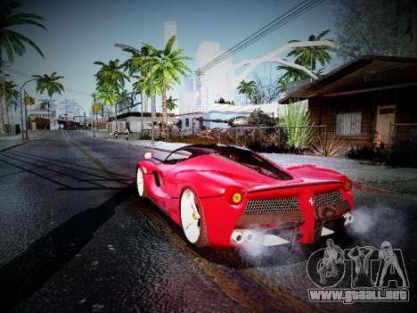 Big Boss ENB para GTA San Andreas segunda pantalla