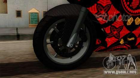 Bati Batik para la visión correcta GTA San Andreas