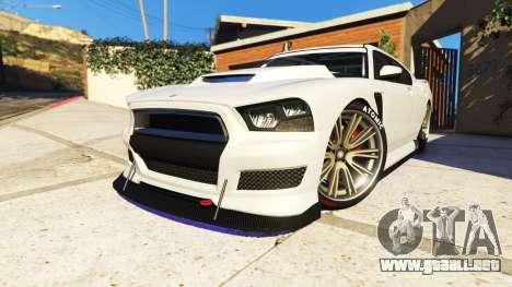 GTA 5 El bloqueo de las ruedas v2.0
