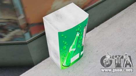 RT. Sprunk 2.0 para GTA San Andreas tercera pantalla