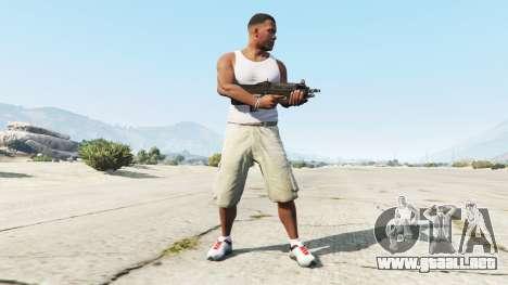 GTA 5 FN F2000 Tactical segunda captura de pantalla