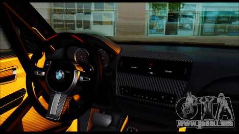 BMW 235i F22 para la visión correcta GTA San Andreas