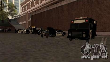 DLC Big Cop and All Previous DLC para GTA San Andreas novena de pantalla