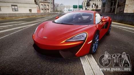 McLaren 570S 2015 rims3 para GTA 4