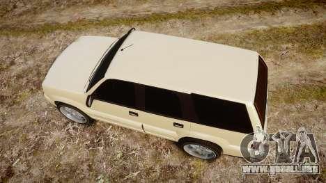 Albany Cavalcade restyling para GTA 4 visión correcta