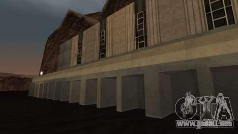 Presa para GTA San Andreas tercera pantalla