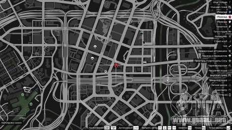 GTA 5 The Red House segunda captura de pantalla