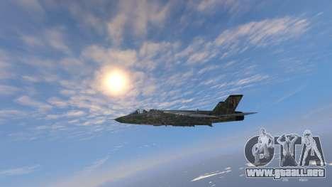 El militar estadounidense de colores para la Hyd para GTA 5