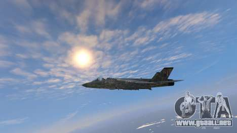 GTA 5 El militar estadounidense de colores para la Hyd tercera captura de pantalla
