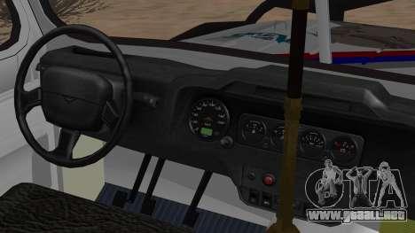 УАЗ 469 Ivan Braginsky para la visión correcta GTA San Andreas