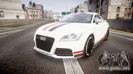 Audi TT RS 2010 Quattro para GTA 4