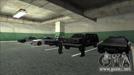 DLC Big Cop and All Previous DLC para GTA San Andreas décimo de pantalla