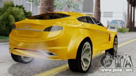 Ford Iosis para GTA San Andreas left