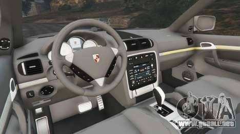 Porsche Cayenne Turbo S 2009 v0.7 [Beta] para GTA 5