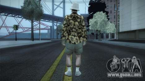 Beach Bum Hmyri para GTA San Andreas tercera pantalla