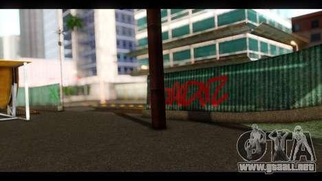 El Hospital y el Parque de skate para GTA San Andreas undécima de pantalla
