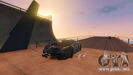 GTA 5 Airport Ramp quinta captura de pantalla
