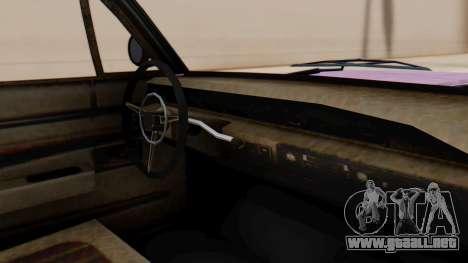 GTA 5 Declasse Voodoo Worn para la visión correcta GTA San Andreas