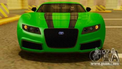 GTA 5 Adder para la visión correcta GTA San Andreas