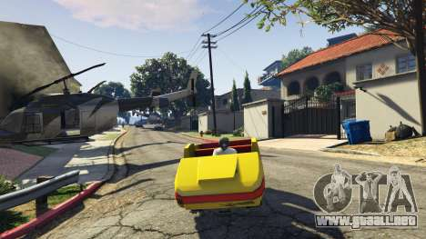Fun Vehicles para GTA 5