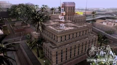 HQ LS Hospital Mipmap 16x para GTA San Andreas segunda pantalla