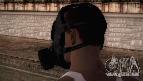 Mascara de Gas para GTA San Andreas segunda pantalla