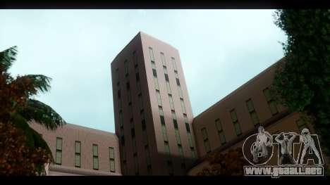 El Hospital y el Parque de skate para GTA San Andreas quinta pantalla