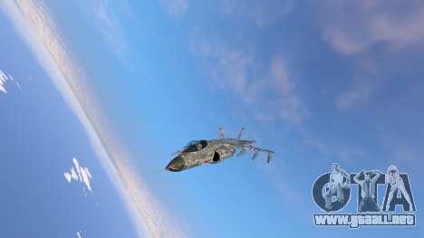 GTA 5 El militar estadounidense de colores para la Hyd segunda captura de pantalla