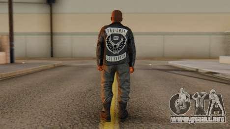 [GTA5] The Lost Skin2 para GTA San Andreas tercera pantalla